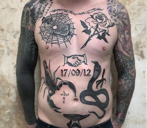 Tattoeerders Inkstitution